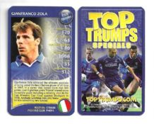 Chelsea Gianfranco Zola Past Hero